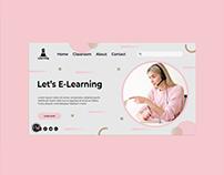 Above the fold Website Design
