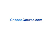 ChooseCourse.com homepage design (concept)