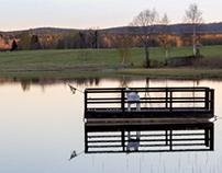 Vallssjön, Ockelbo - Sweden