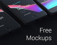 Looped Live Mockups | Black Edition