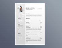 Free Accounts Clerk Resume Template with Example