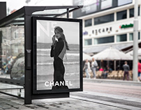 Chanel N5 Campaign (personal project)