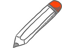 Zeichnungen für Präsentation