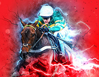 Cheltenham Creative for Ladbrokes
