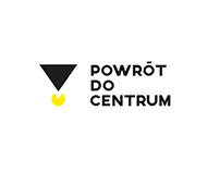 Back to the center - logo