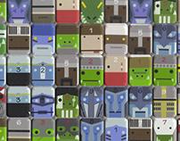 Four Armies (Analog Game)