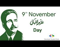Iqbal day Post