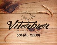 Social Media - Viterbier Cervejaria Artesanal