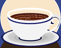 TS Eliot's Coffee Spoons