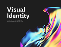 Visual Identity - collective:mind l DEV