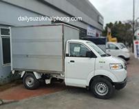 Xe tải 7 tạ Hải Phòng thùng kín