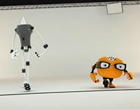 Cit & Num mascots