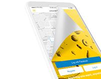 entreGO | Customer Mobile App Development + UI/UX
