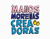 Manos Morenas Creadoras — identidad visual
