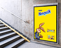 Nesquik poster