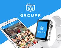 Groupr App