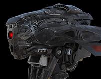 War Drone Spyder