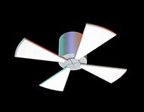 OLED Fan