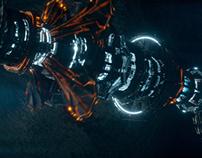 Scifi / fantasy motion reel