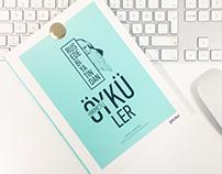 RUS EDEBİYATINDAN OYKULER / BOOK COVER CONCEPT
