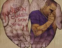 """Jamieson - """"I Came, I Saw"""" Trilogy Album Art"""
