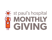 St. Paul's Hospital Foundation: Monthly Giving