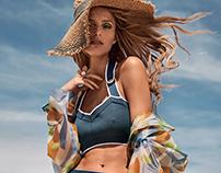 Harper's Bazaar Kazakhstan 'Endless Summer'