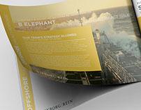 Wikborg Rein Brochure Design
