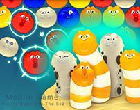 iOS Game Visual Design | Puzzle Bobble