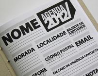 Agenda 2012 | Há Design Store