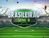 Graphic Pack Soccer - Série B 2016 - RedeTV!