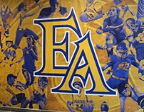 East Ascension HS | Athletic Graphics