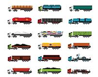 Transport Trucks