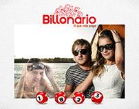 BILLONARIO - Amigos
