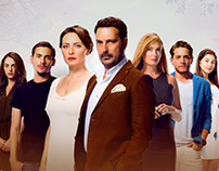 Babam ve Ailesi Tv Series Poster