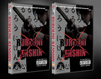 Design- Rurouni Kenshin DVD cover