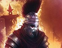 The Black Centurion
