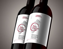 The Old Inn | Wine Bottle Design