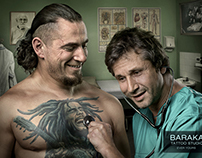 Baraka Tattoo Studio