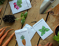Earth Day Seeds - Le Pain Quotidien