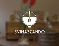 wine store branding