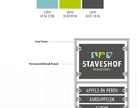 Corporate Identity - Staveshof