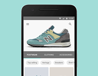 E-Commerce App Design by Next.Art