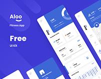 App UI Kit for Free.