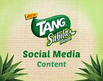 Tang Sábila Social Media Content