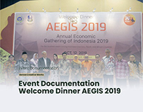 Welcome Dinner AEGIS 2019
