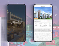 Urbana - Lifestyle App for iPhone
