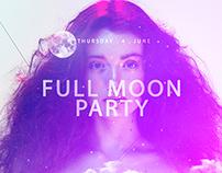 Papas Beach Club | Full Moon Party