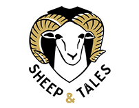 Logo Sheep & Tales