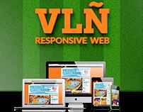 Villa La Ñata Web site